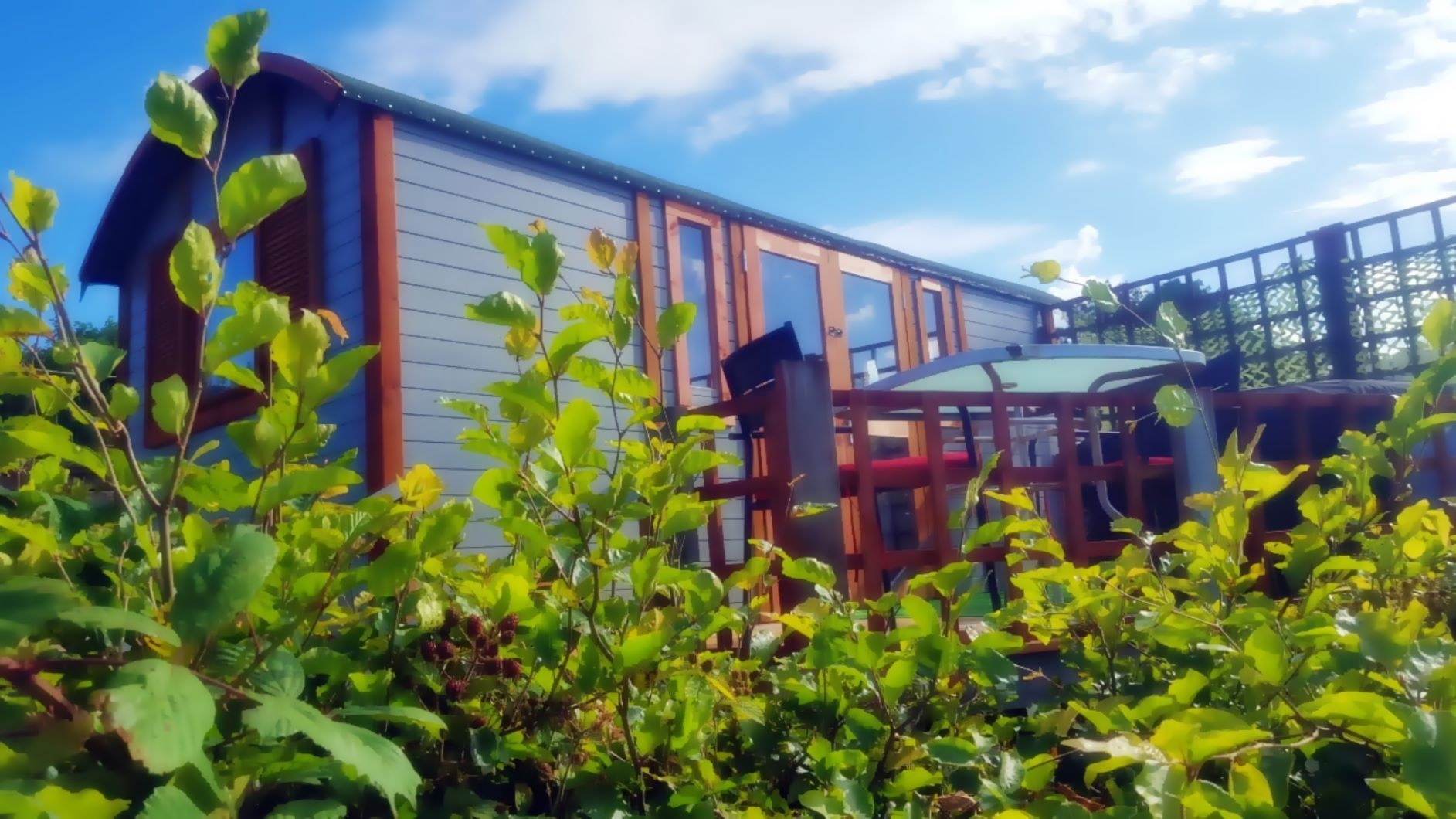 Glamping in Cornwall, South West England | Pine Green Valley