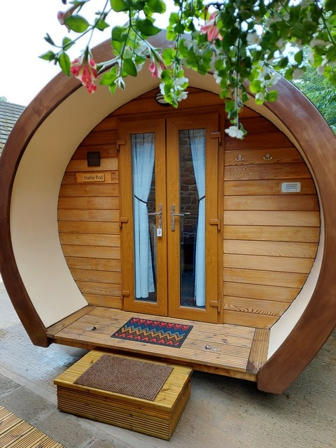 Glamping near the Lake District, Cumbria | Thornfield ...