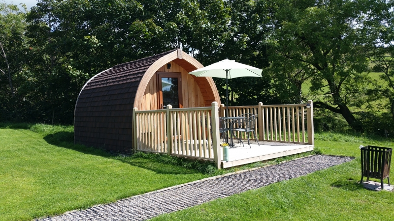 Glamping in the Lake District, Cumbria | Howgills Hideaway