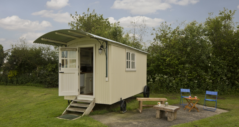 Glamping holidays in East Yorkshire, Northern England - Mill Farm Country Park
