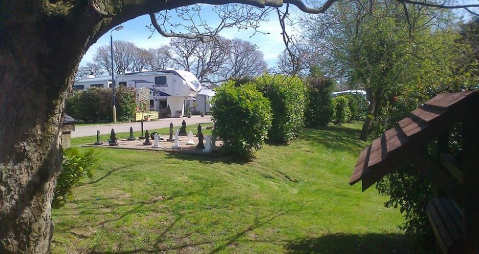 Glamping holidays in Lancashire, Northern England - Royal Umpire Caravan Park