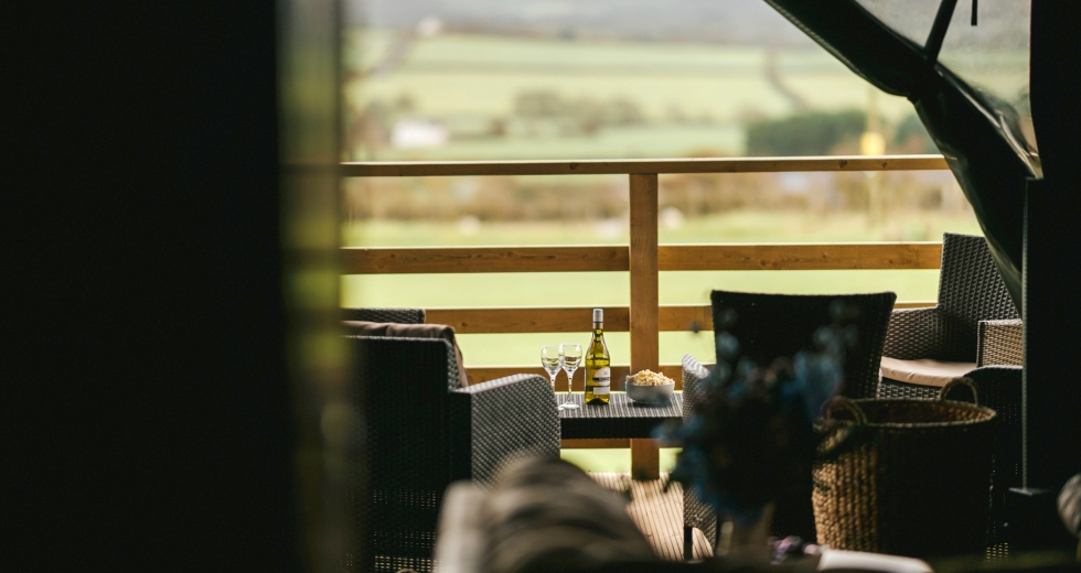 Glamping holidays on the Gower Peninsula, South Wales - Hillside Glamping Holidays
