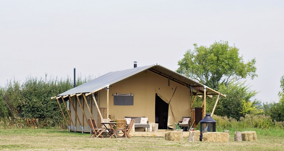 Glamping holidays in Suffolk, Eastern England - Boundary Farm Glamping
