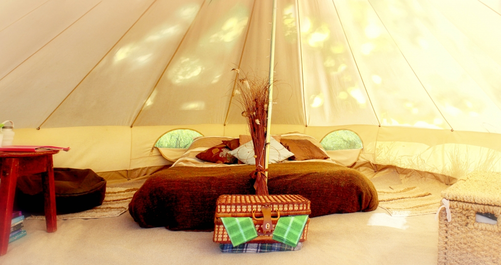 Glamping holidays in Pembrokeshire, South Wales - Eco Escape