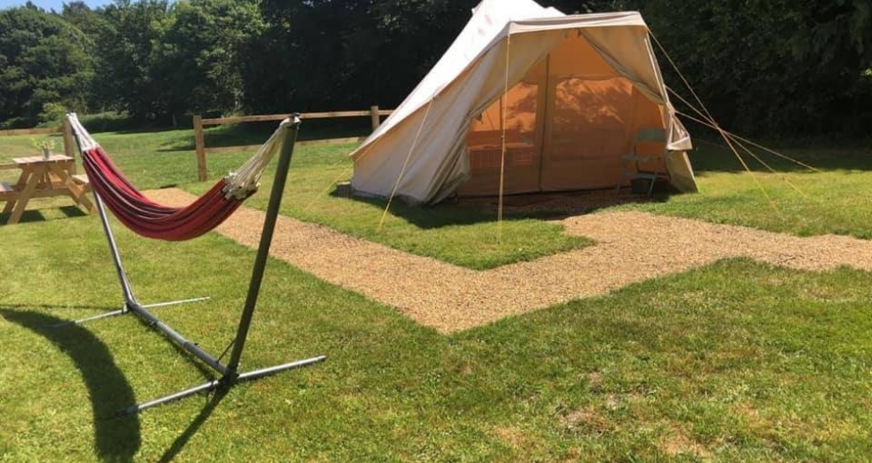 Glamping holidays in Norfolk, Eastern England - The Dower House