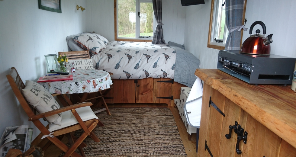 Glamping holidays in Somerset, South West England - Alice Street Farm