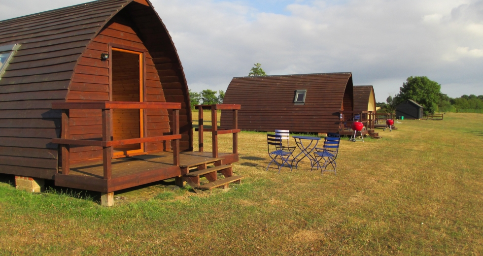 Glamping holidays in Suffolk, Eastern England - Kettles Farm Glamping