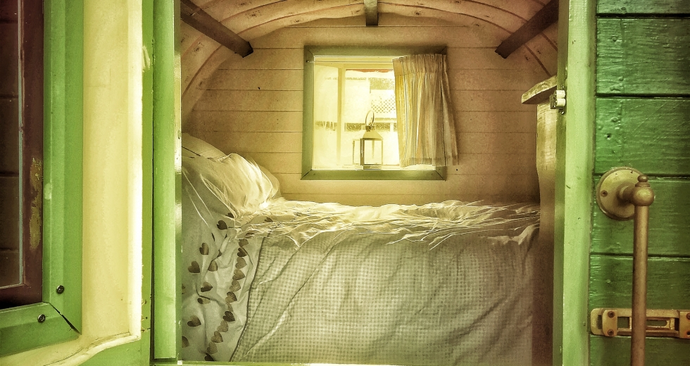 Glamping holidays in South Devon, South West England - Rocombe Valley Retreat