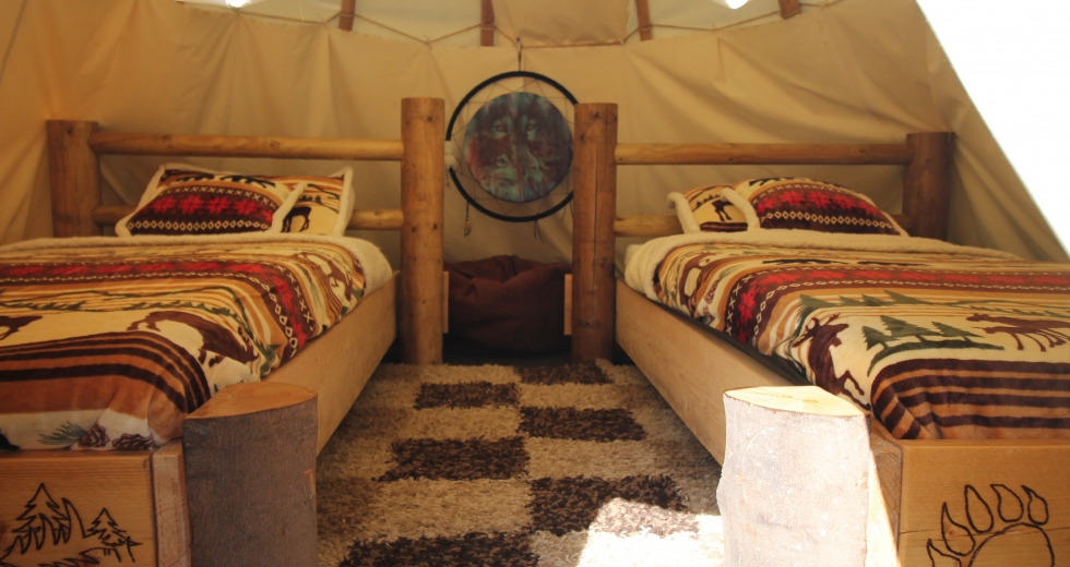 Glamping holidays in Suffolk, Eastern England - Suffolk Oaks Glamping Reservation
