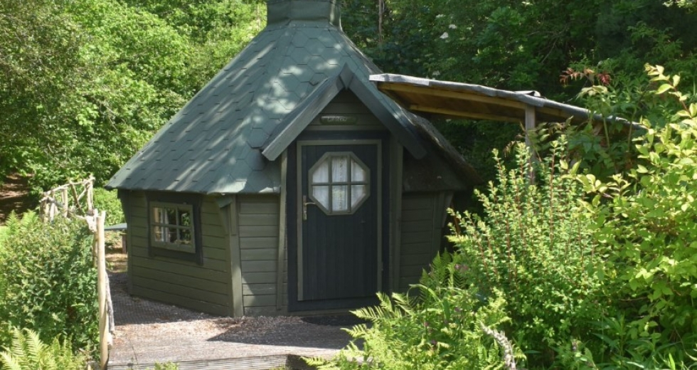 Glamping holidays in Cornwall, South West England - Acorn Glamping