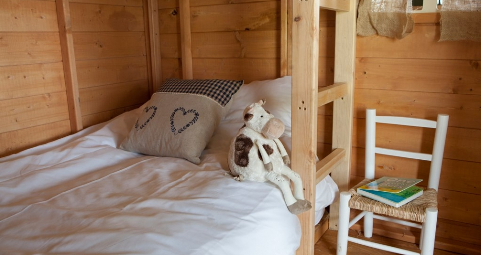 Glamping holidays in Wiltshire, South West England - Mill Farm Glamping