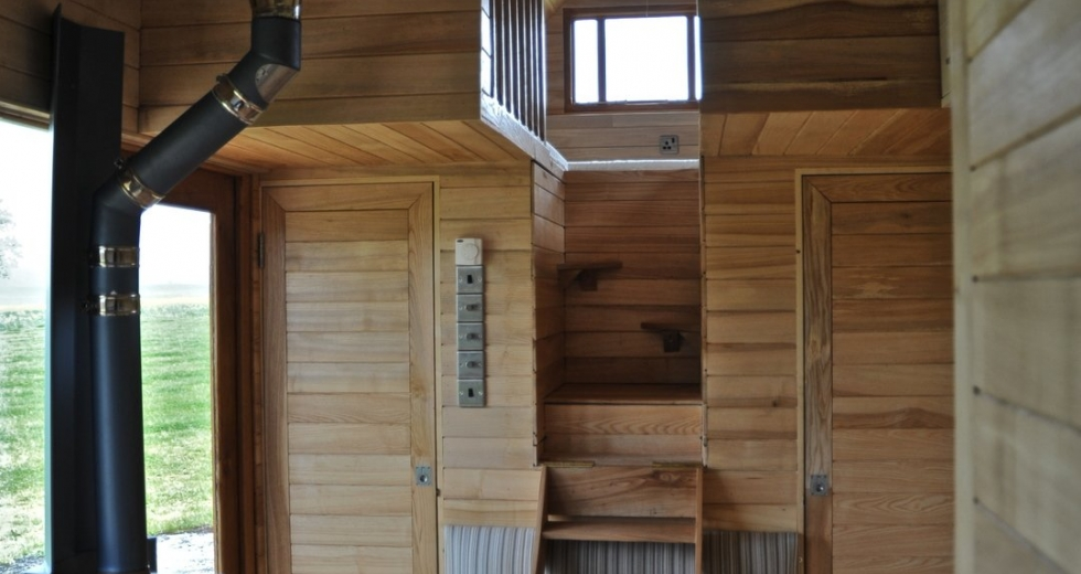 Glamping holidays in Warwickshire, Central England - Tinywood Homes