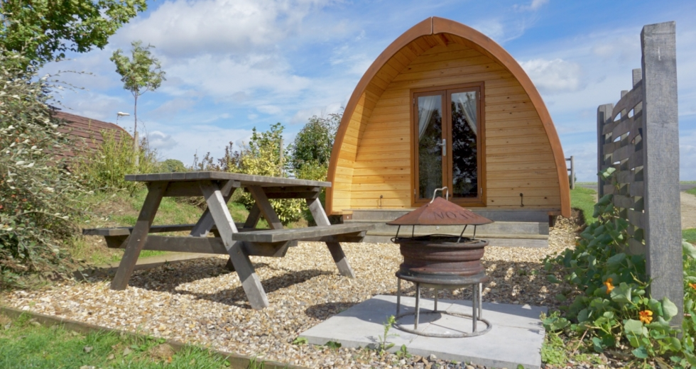 Glamping holidays in the Cotswolds, Gloucestershire, South West England - Notgrove Glamping Holidays