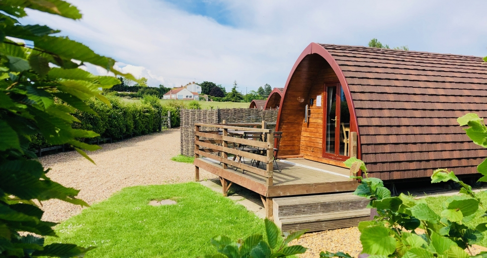 Glamping holidays in Essex, Eastern England - Lee Wick Farm Glamping