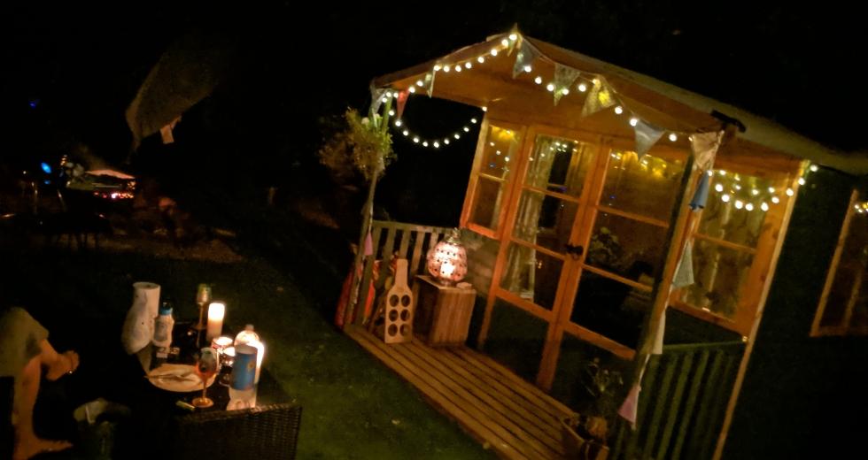 Glamping holidays in Norfolk, Eastern England - Glamping with Llamas