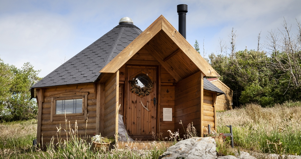Glamping holidays in North Yorkshire, Northern England - Little Seed Field