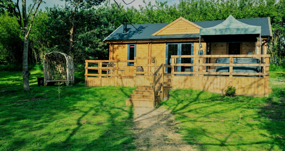 Glamping holidays in Nottinghamshire, Central England - Hawthorn Hideaway