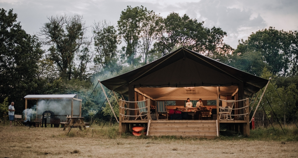 Glamping holidays in Norfolk, Eastern England - Wild With Nature