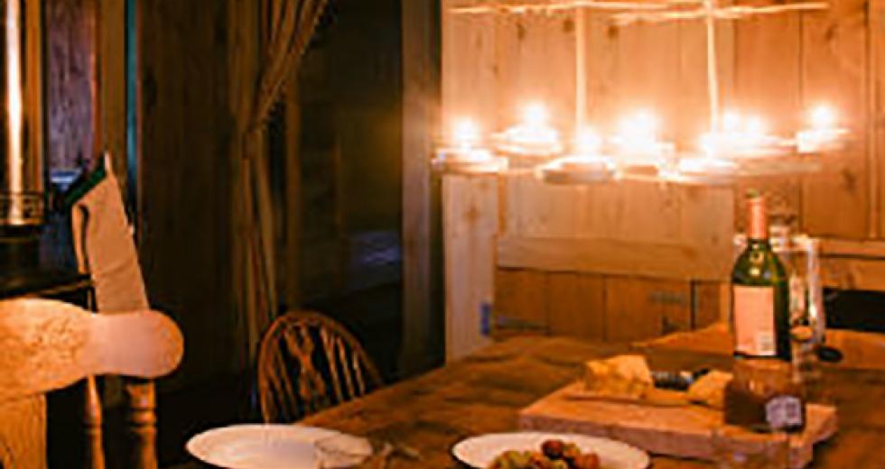 Glamping holidays in North Devon, South West England - Berridon Farm