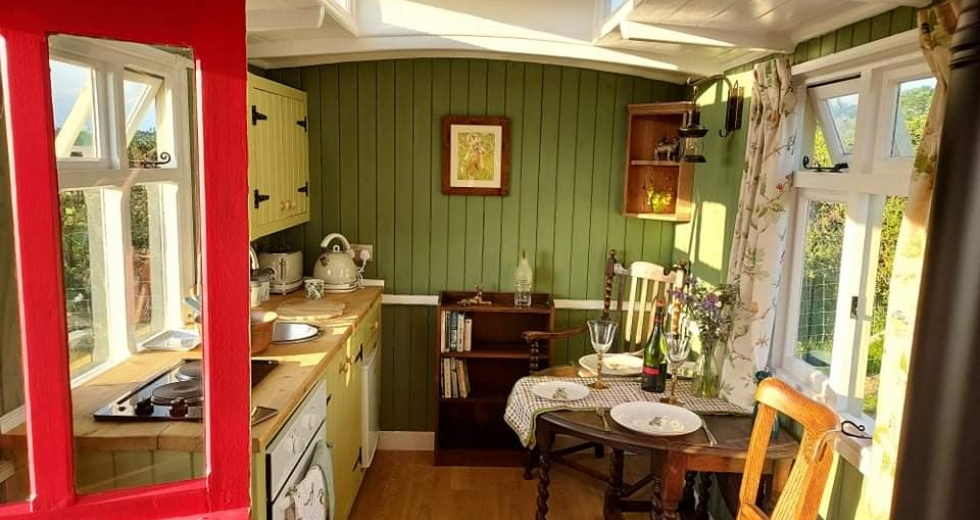 Glamping holidays in Kent, South East England - Hope Farm Glamping