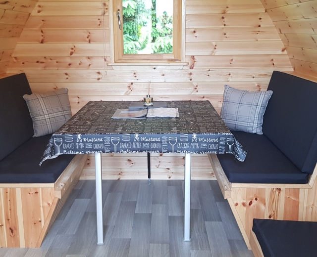 Glamping holidays in Lake District, Cumbria, Northern England - Beckses Caravan Park