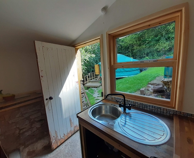 Glamping holidays in Gloucestershire, South West England - Oakdean Cottage Yurt