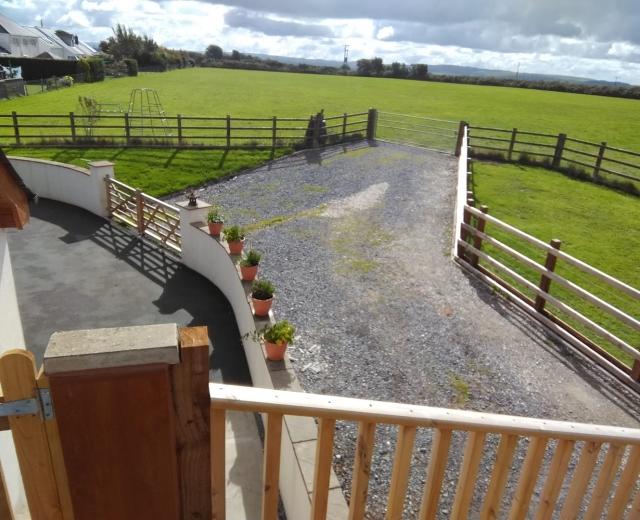 Glamping holidays in Ceredigion, Mid Wales - Pili Pala Pod Glamping