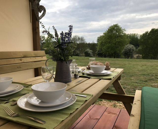 Glamping holidays near Southwold in Suffolk, Eastern England - Little Wren Glamping