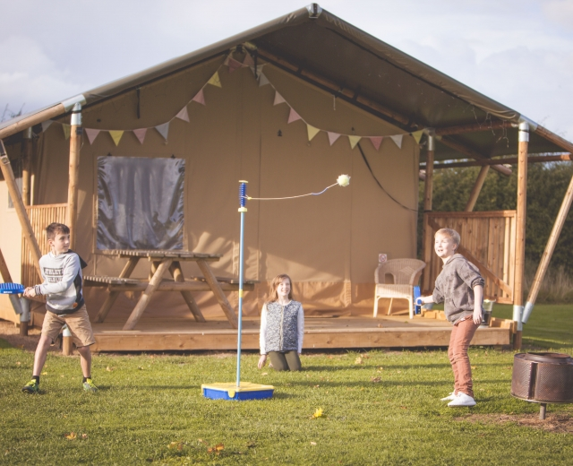 Glamping holidays in Worcestershire, Central England - Canvas & Clover