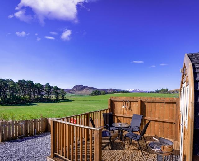 Glamping holidays in Highlands, Northern Scotland - Laggan Glamping