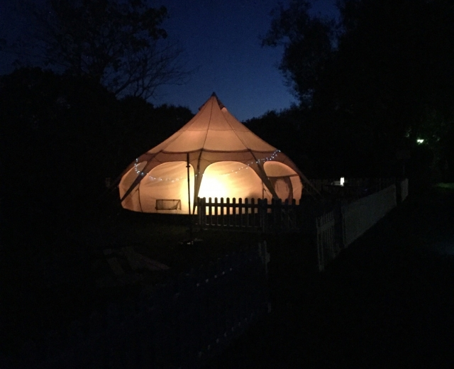 Glamping holidays in Kent, South East England - Broadhembury
