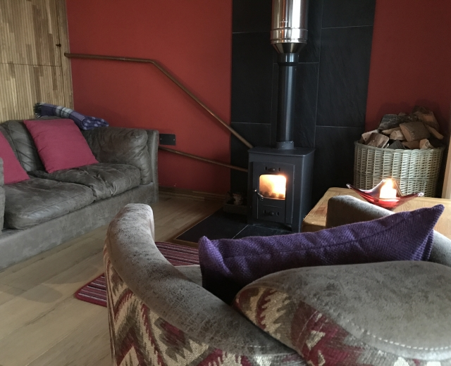 Glamping holidays in Oxfordshire, South East England - The Chilterns View