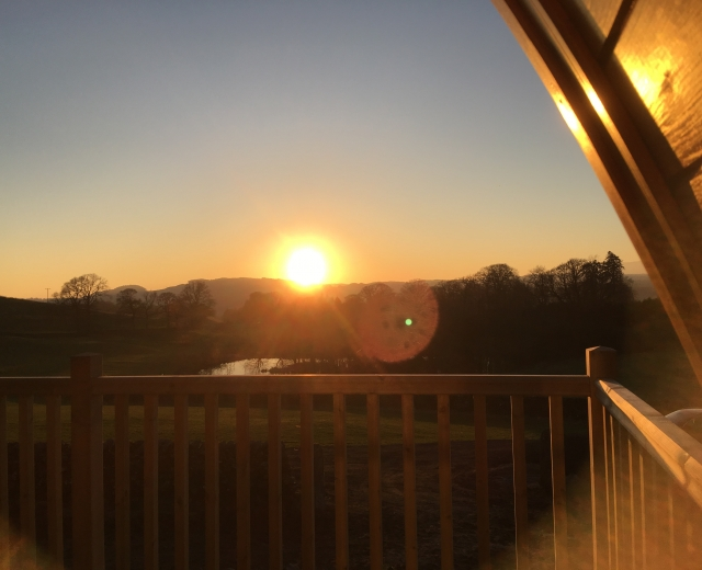 Glamping holidays in the Lake District, Cumbria, Northern England - Windermere Luxury Camping Pods