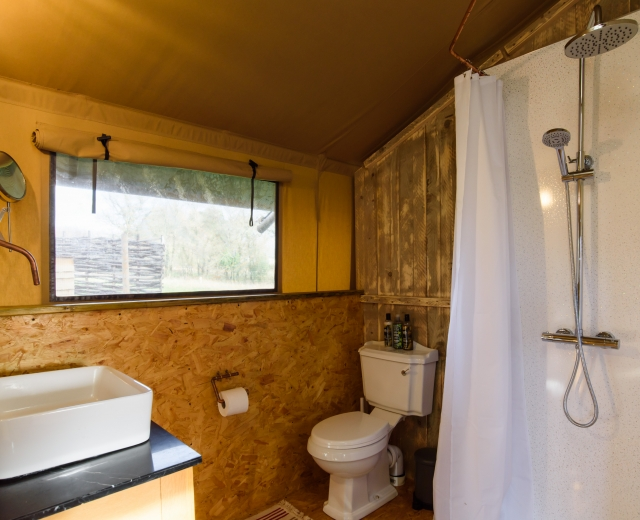 Glamping holidays in Monmouthshire, South Wales - Medley Meadow