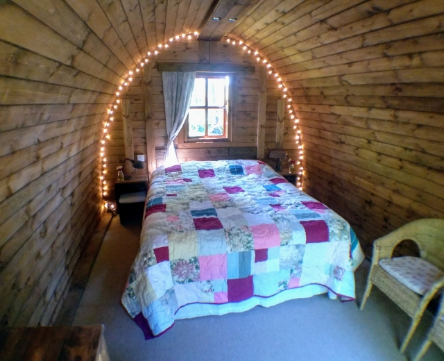 Glamping holidays in Cornwall, South West England - The Greenhouse Spa Retreat