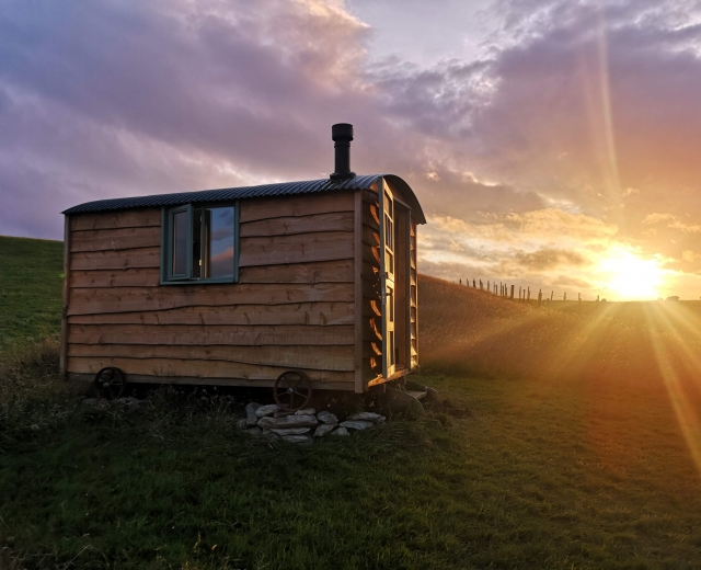 Glamping holidays near Snowdonia, North Wales - Wild Mountain Hideaways