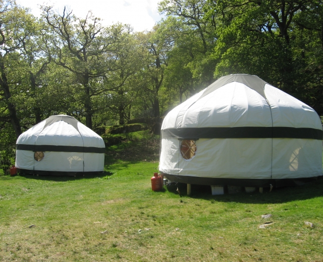 Glamping holidays in the Lake District, Cumbria, Northern England - Inside Out Camping