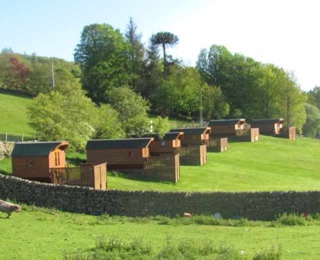 Glamping in the Lake District, England - Abbots Reading Farm