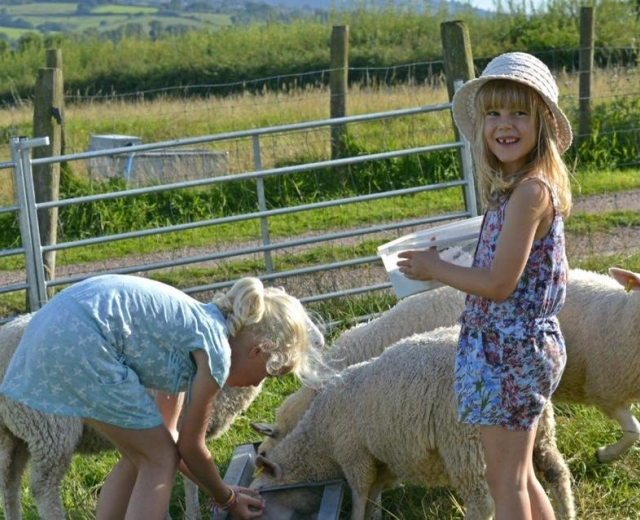 Glamping holidays in Devon, South West England - Lower Keats Glamping