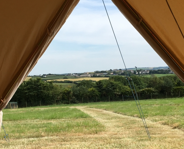 Glamping holidays in Cornwall, South West England - Atlantic Surf Pods