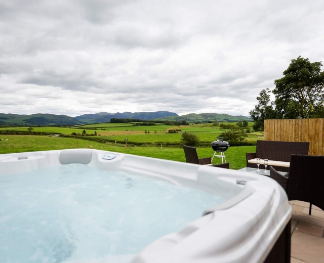 Glamping holidays near the Lake District, Cumbria, Northern England - Wellington Farm Glamping Breaks