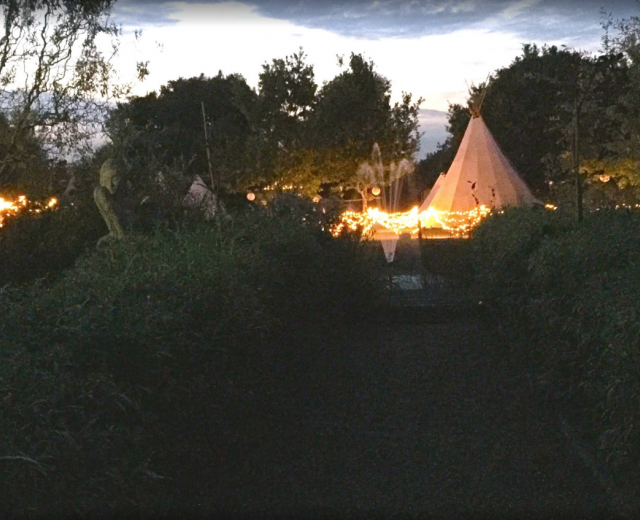 Glamping holidays in Kent, South East England - Bloomsburys Biddenden