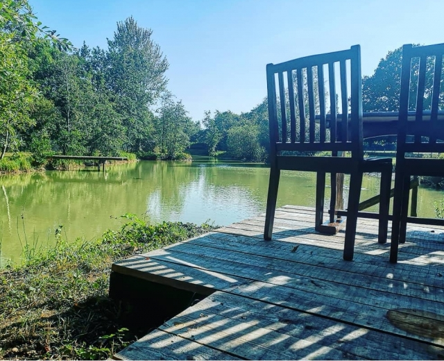 Glamping holidays in Suffolk, Eastern England - Rookery Meadow