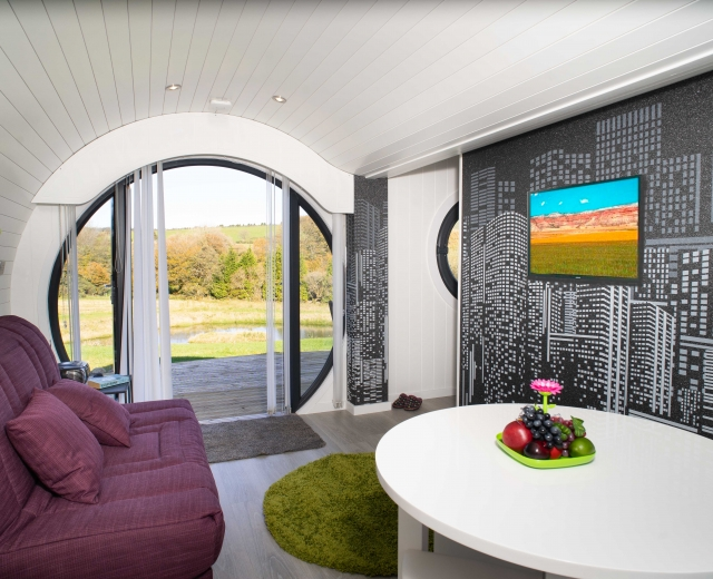 Glamping holidays in Ceredigion, West Wales - Let's Glamp Retro