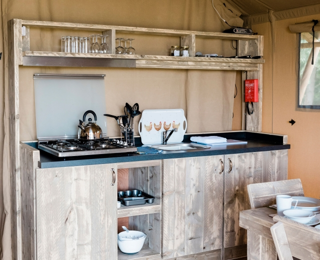 Glamping holidays in Essex, Eastern England - Woodchests Glamping