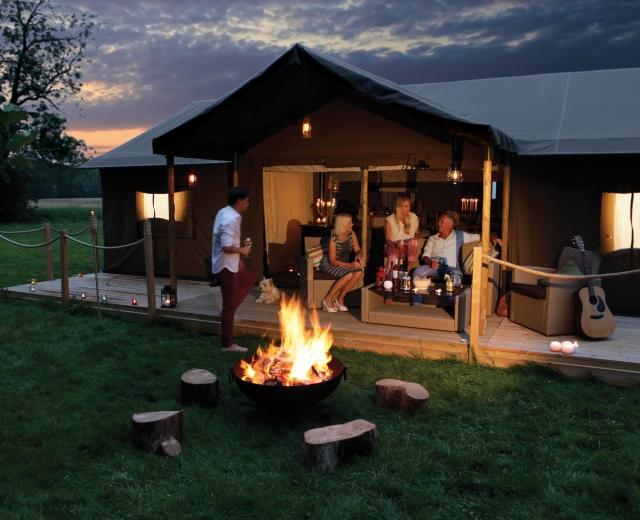 Glamping holidays in Lancashire, Northern England - Lantern & Larks, Bleasdale