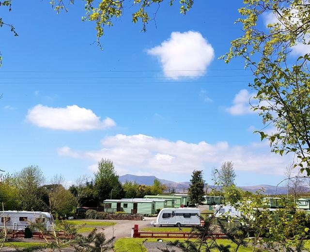 Glamping holidays in Lake District, Cumbria, Northern England - Beckses Caravan Park