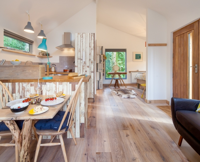Glamping holidays in Somerset, South West England - The Birdhouse