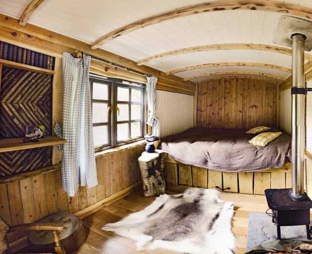Glamping holidays in Dorset, South West England - Crafty Camping