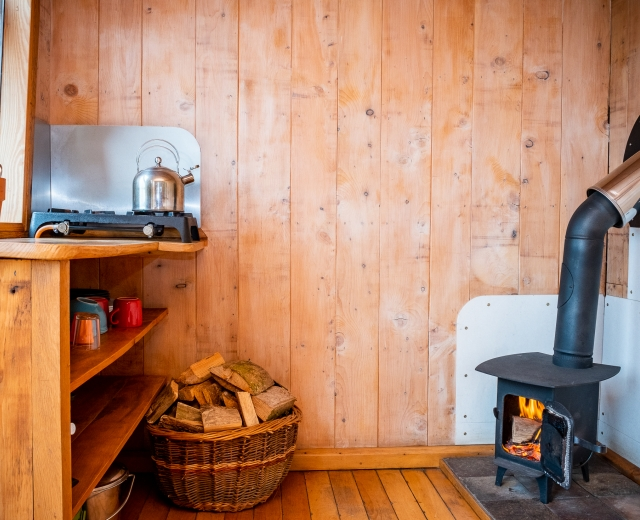 Glamping holidays in Ceredigion, West Wales - The Yurt Farm